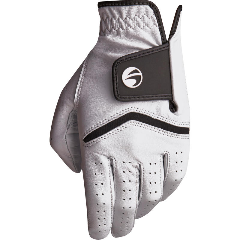 500 Women's Golf Advanced and Expert Glove - Right-Hander White