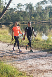 Nordic walking stokken Propulse Walk 900 - 1127905