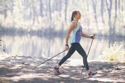 Nordic walking stokken Propulse Walk 900 - 1127912