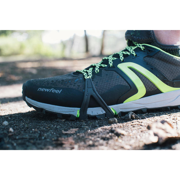 Chaussures marche nordique homme NW 900 noir / vert - 1127923