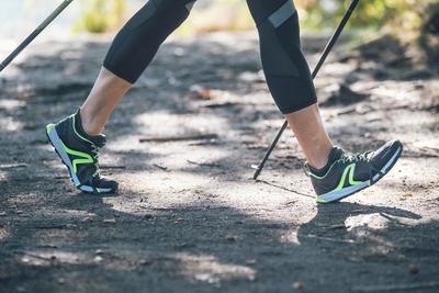 Chaussures de marche nordique homme NW 900 Flex-H noir / vert