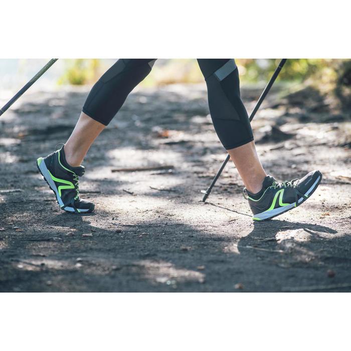 Chaussures marche nordique homme NW 900 noir / vert - 1127939