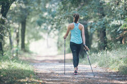 Nordic walking stokken Propulse Walk 900 - 1127955