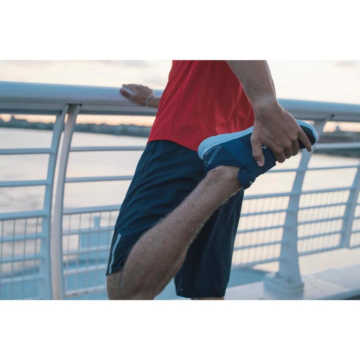 Chaussures marche sportive homme Soft 180 strap bleu foncé - 1127995