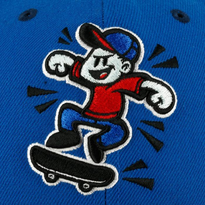 Casquette skateboard enfant BONES - 1128171