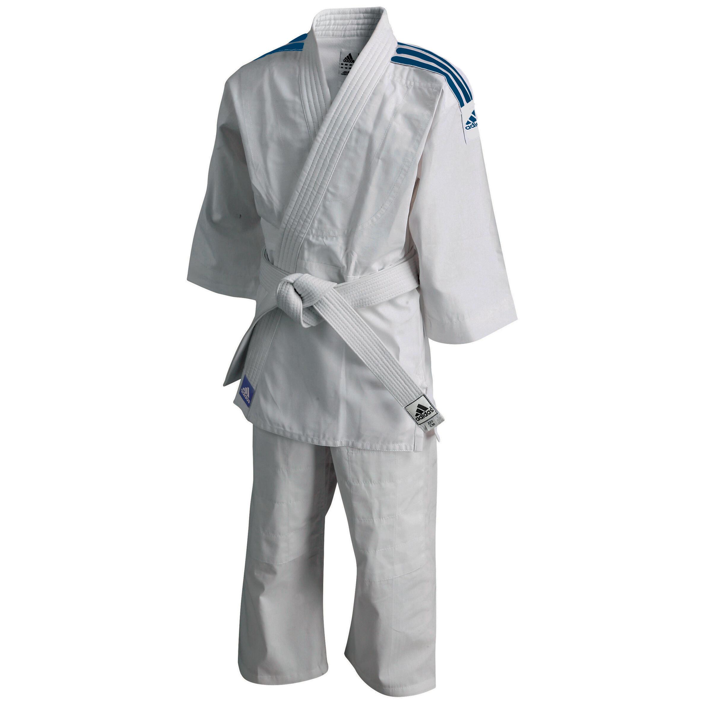 3e3572ff1d5 Adidas Judopak J200E meegroeiend voor kinderen | Decathlon.nl