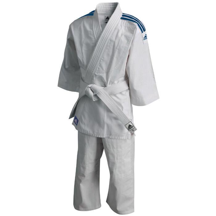 Judopak J200E meegroeiend voor kinderen