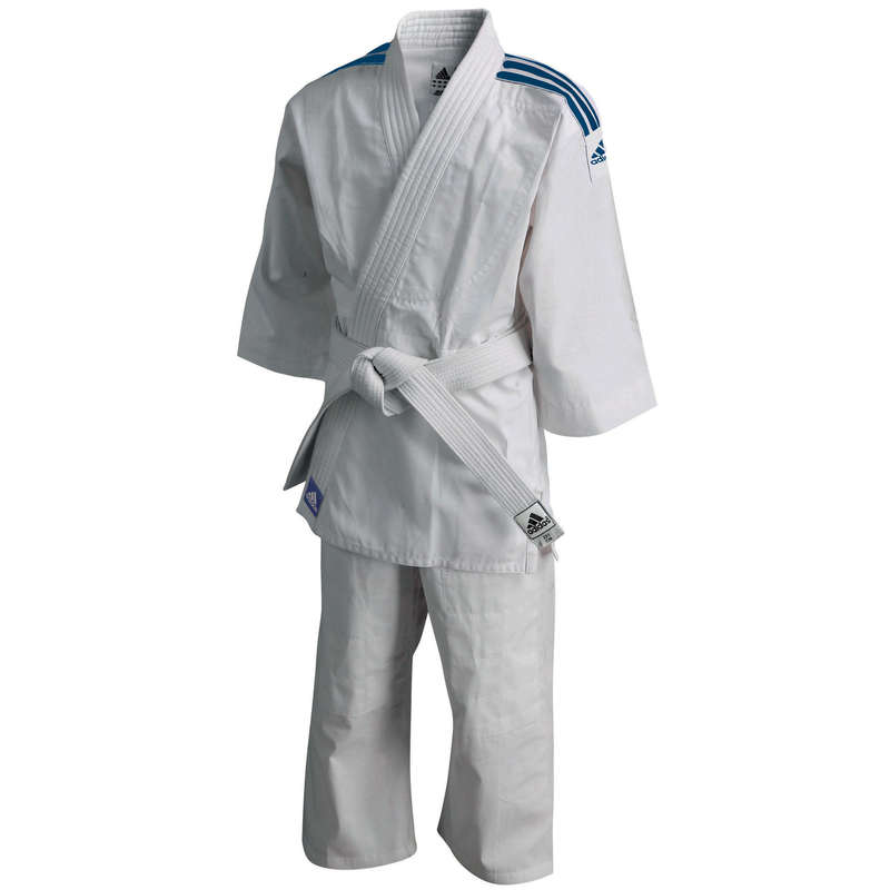 ДЖУДО Джудо и айкидо - Детско кимоно за джудо J200E ADIDAS - Кимона и колани