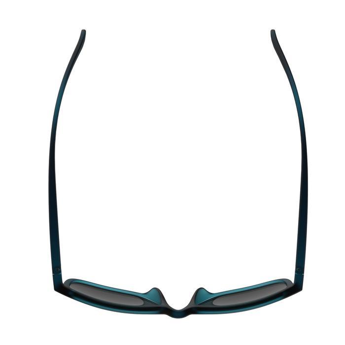 lunettes de soleil de marche sportive adulte WALKING 400 bleues catégorie 3 - 1128230