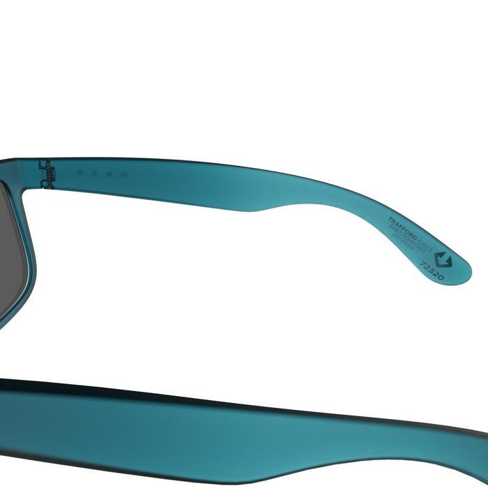 lunettes de soleil de marche sportive adulte WALKING 400 bleues catégorie 3 - 1128232