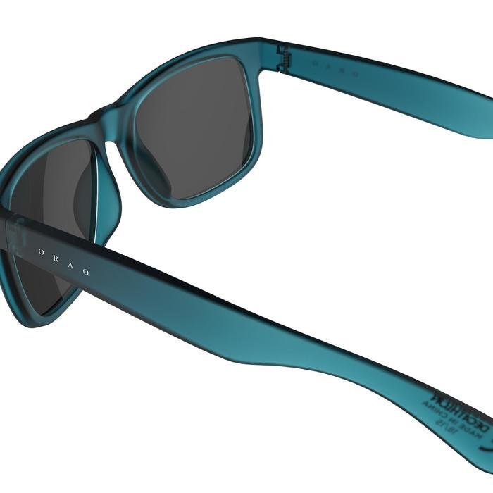 lunettes de soleil de marche sportive adulte WALKING 400 bleues catégorie 3 - 1128237