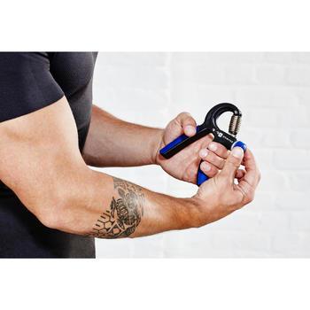Verstelbare hand grip