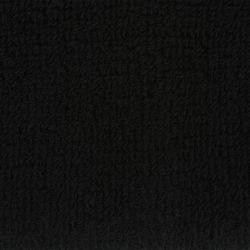 Polsbandjes badstof x2 fitness zwart