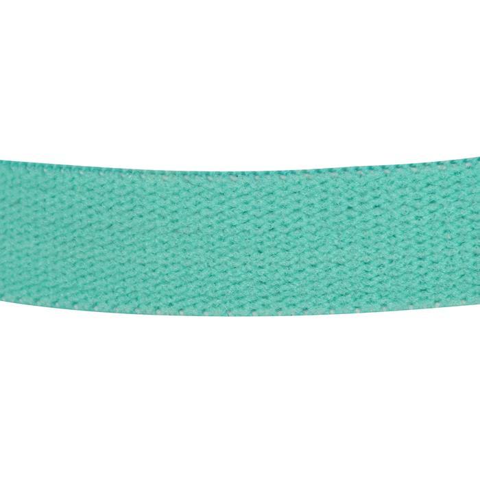 Bandeau élastique (lot de 3) fitness cardio-training femme rose et - 1128410