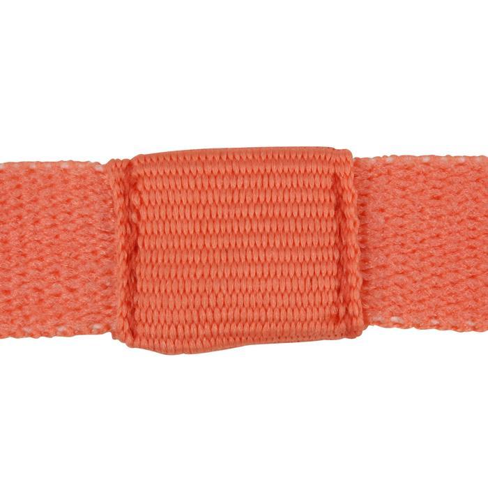 Bandeau élastique (lot de 3) fitness cardio-training femme rose et - 1128412