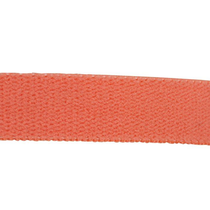 Bandeau élastique (lot de 3) fitness cardio-training femme rose et - 1128413