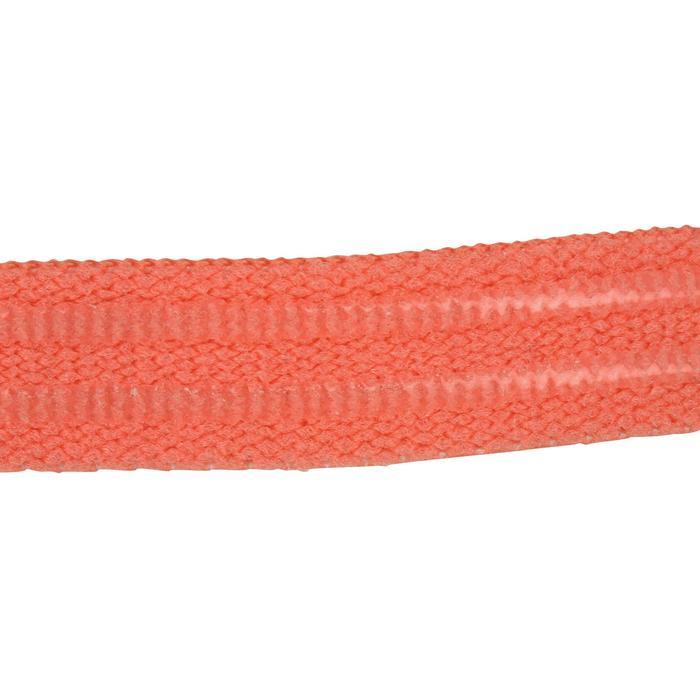 Bandeau élastique (lot de 3) fitness cardio-training femme rose et - 1128414