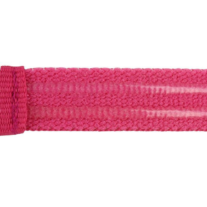 Bandeau élastique (lot de 3) fitness cardio-training femme rose et - 1128427