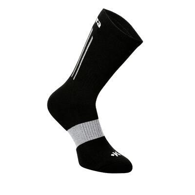 Mid 500 Adult Basketball Socks - Black