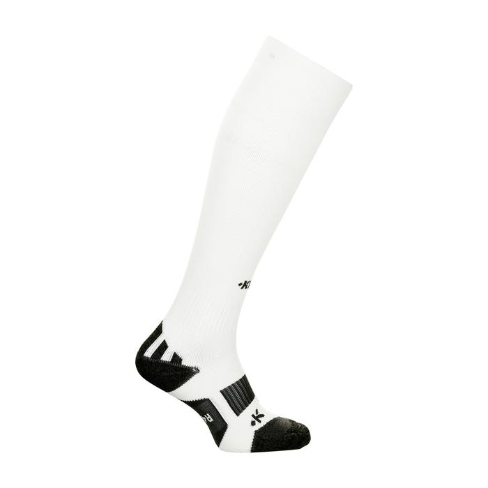 Chaussettes basketball adulte High 900 blanc - 1128505