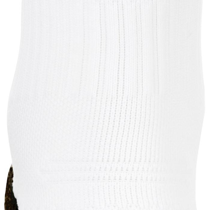 Chaussettes basketball adulte High 900 blanc - 1128508