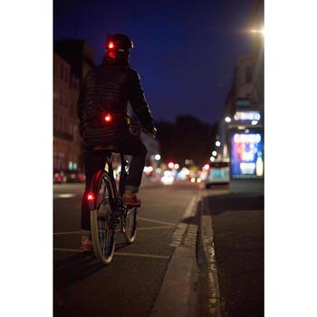 Led fietsverlichting Vioo Clip 500 voor- en achterlicht USB - 112851