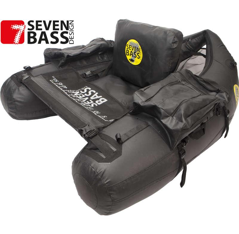 BELLY BOAT Pesca - Belly-boat PVC GATOR SEVEN BASS - PESCA AI PREDATORI