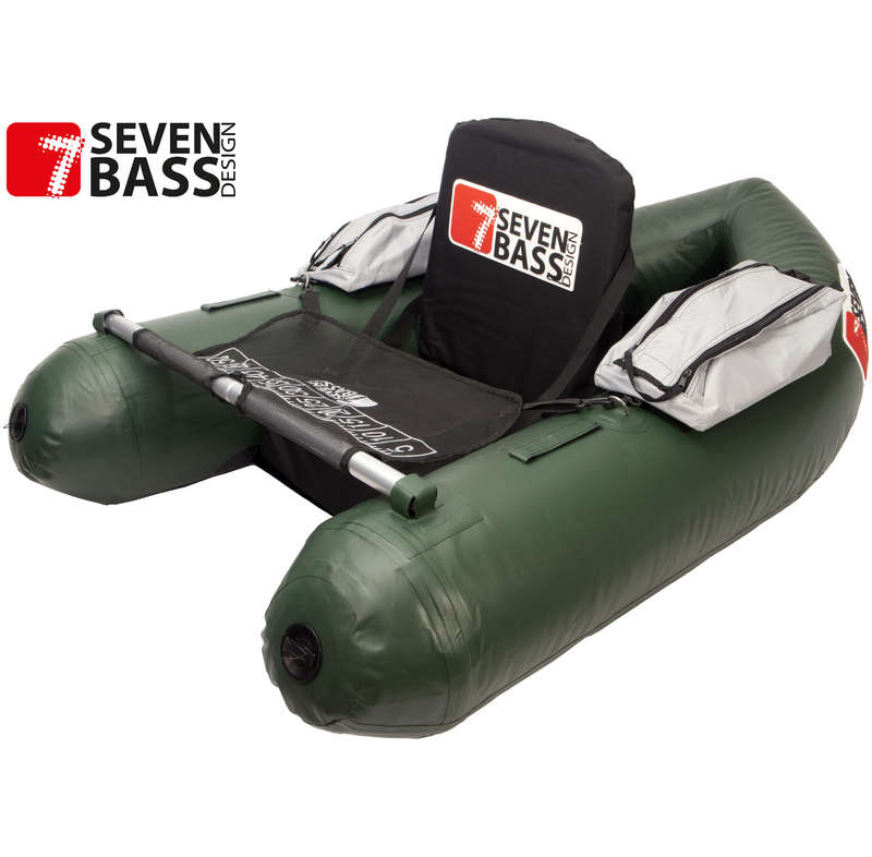 BELLY BOAT Pesca - Belly-boat HYBRID LINE BRIGAD SEVEN BASS - PESCA AI PREDATORI