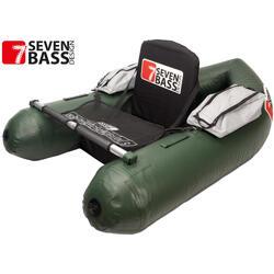 Bellyboat voor hengelsport Hybrid Line BRIGAD 160 groen