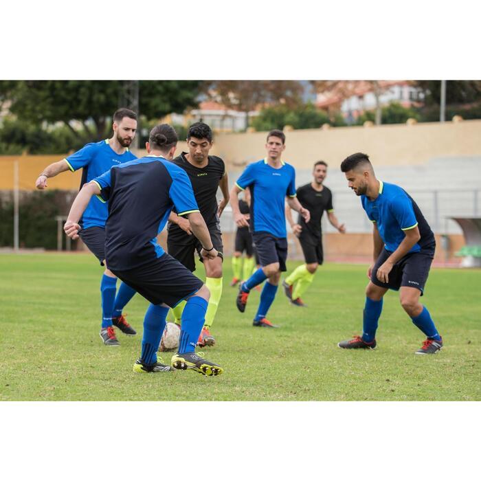 Short de football adulte F500 - 1128699