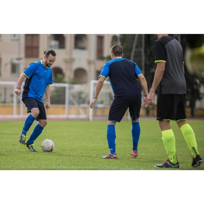 Short de football adulte F500 - 1128701