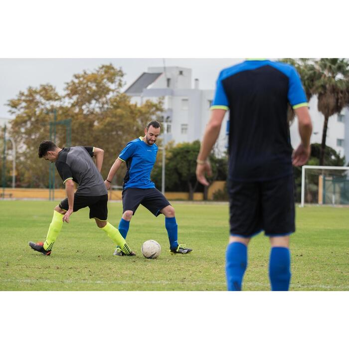Short de football adulte F500 - 1128702