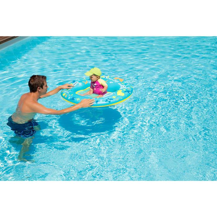 "Plateforme d'éveil aquatique bébé ""TINOA"" bleue - 1128704"