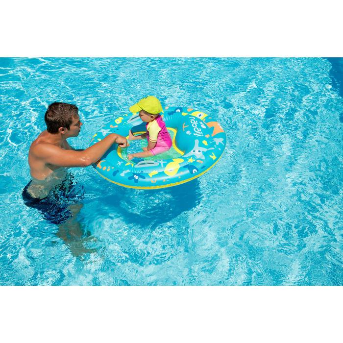 "Plateforme d'éveil aquatique bébé ""TINOA"" bleue - 1128706"