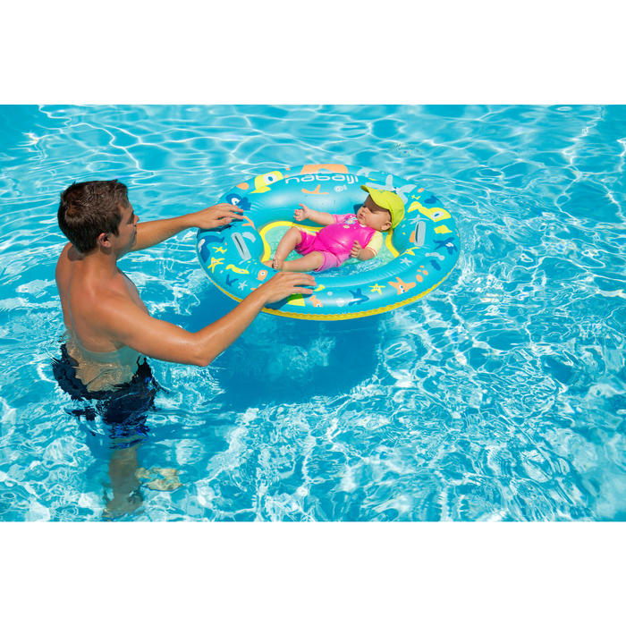 "Plateforme d'éveil aquatique bébé ""TINOA"" bleue - 1128708"