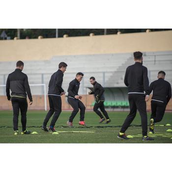 Sweat 1/2 zip d'entrainement de football adulte T500 - 1128798