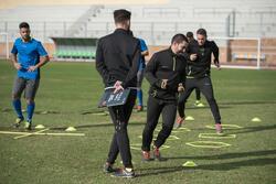Trainingsjack met halve rits T500 volwassenen voor voetbal - 1128799