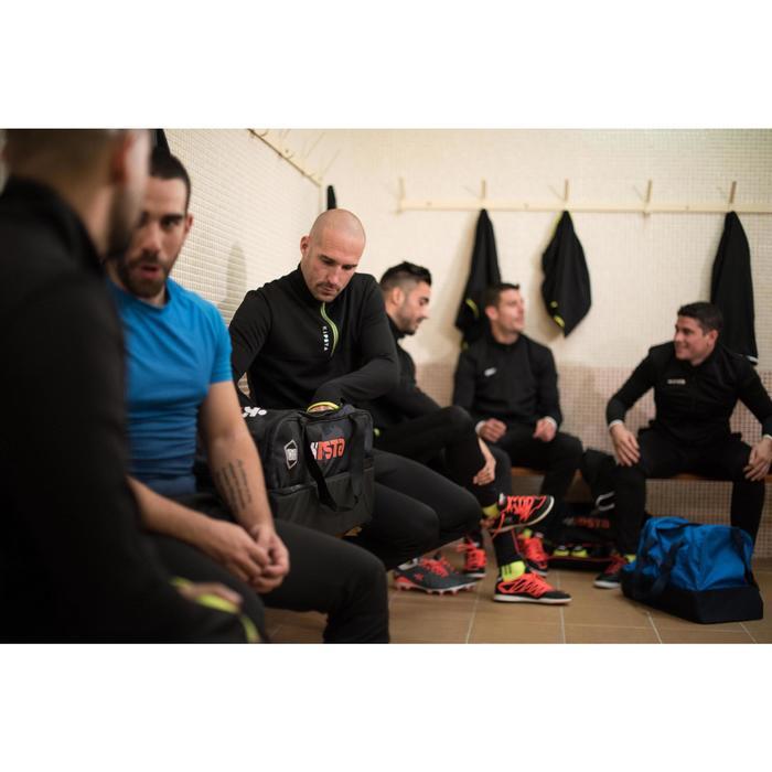 Trainingsjack voetbal T500 voor volwassenen - 1128818