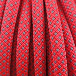 CORDE DRY TRIPLE NORME D'ESCALADE ET D'ALPINISME 8.9 mm x 60 m - EDGE DRY ROSE