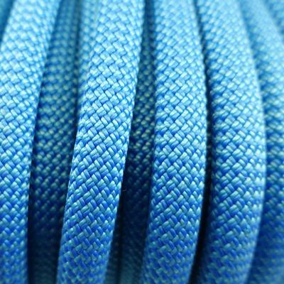 """חבל טיפוס רוק+ - 10 מ""""מ X 70 מ' כחול"""