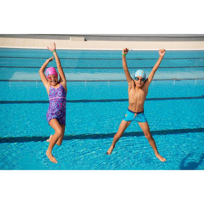 Maillot de bain de natation fille une pièce Riana dress dal - 1129176