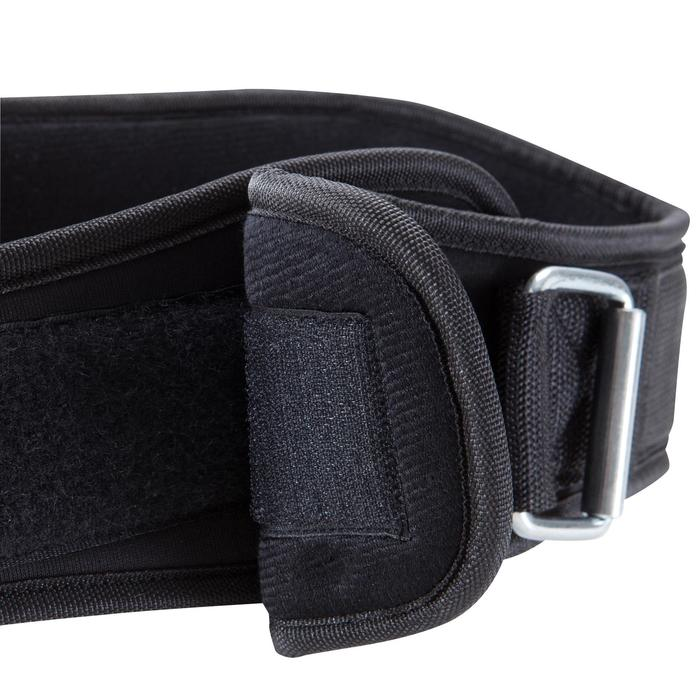 Ceinture lombaire musculation polyester - 1129237