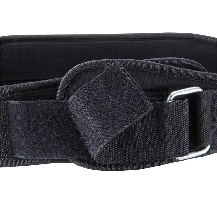 Ceinture lombaire musculation polyester - 1129253