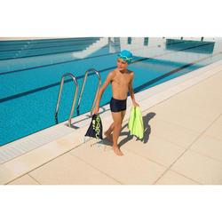Zwemset B-Active+: zwembroek, zwembrilletje, badmuts, handdoek, zwemtas.
