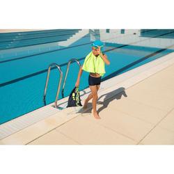 KIT DE NATACIÓN B-ACTIVE +: bañador, gafas, gorro, toalla, bolsa.