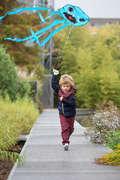 LÉTAJÍCÍ DRAK Létající draci, kitesurfing, landkiting - DRAK MFK 140 PULPY ORAO - Draci pro děti