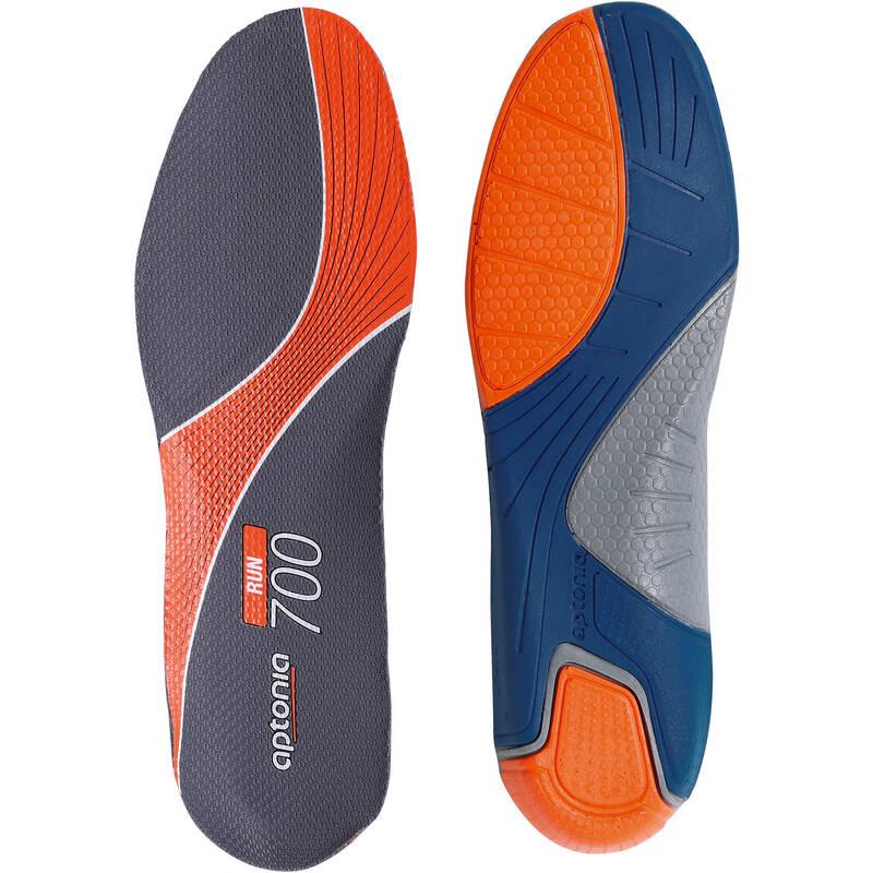 BĚŽECKÉ VLOŽKY DO BOT Běh - VLOŽKY DO BOT RUN 700 KALENJI - Běžecká obuv