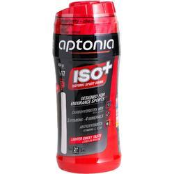 Boisson isotonique poudre ISO+ fraise-cerise 650g