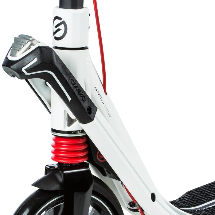 Town 9 EF 16 Adult Scooter - White - 1129396