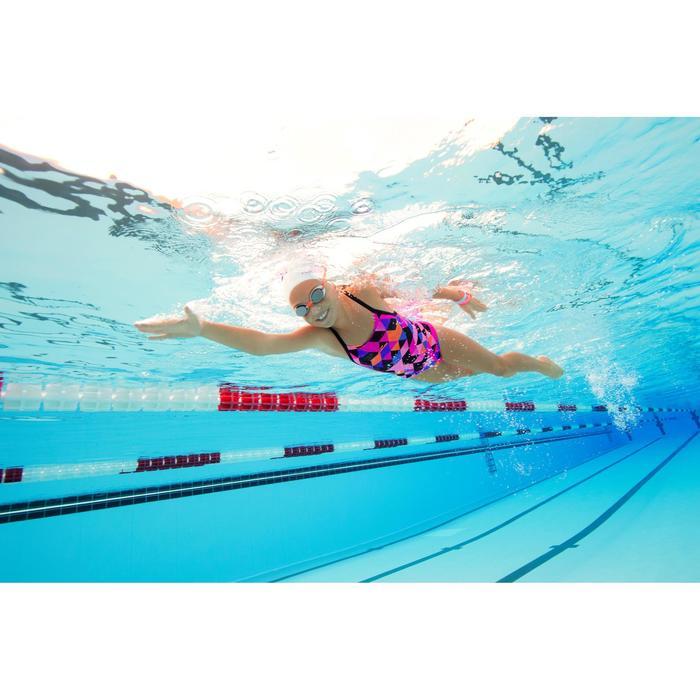 Maillot de bain de natation fille une pièce Lidia naxos rad - 1129543